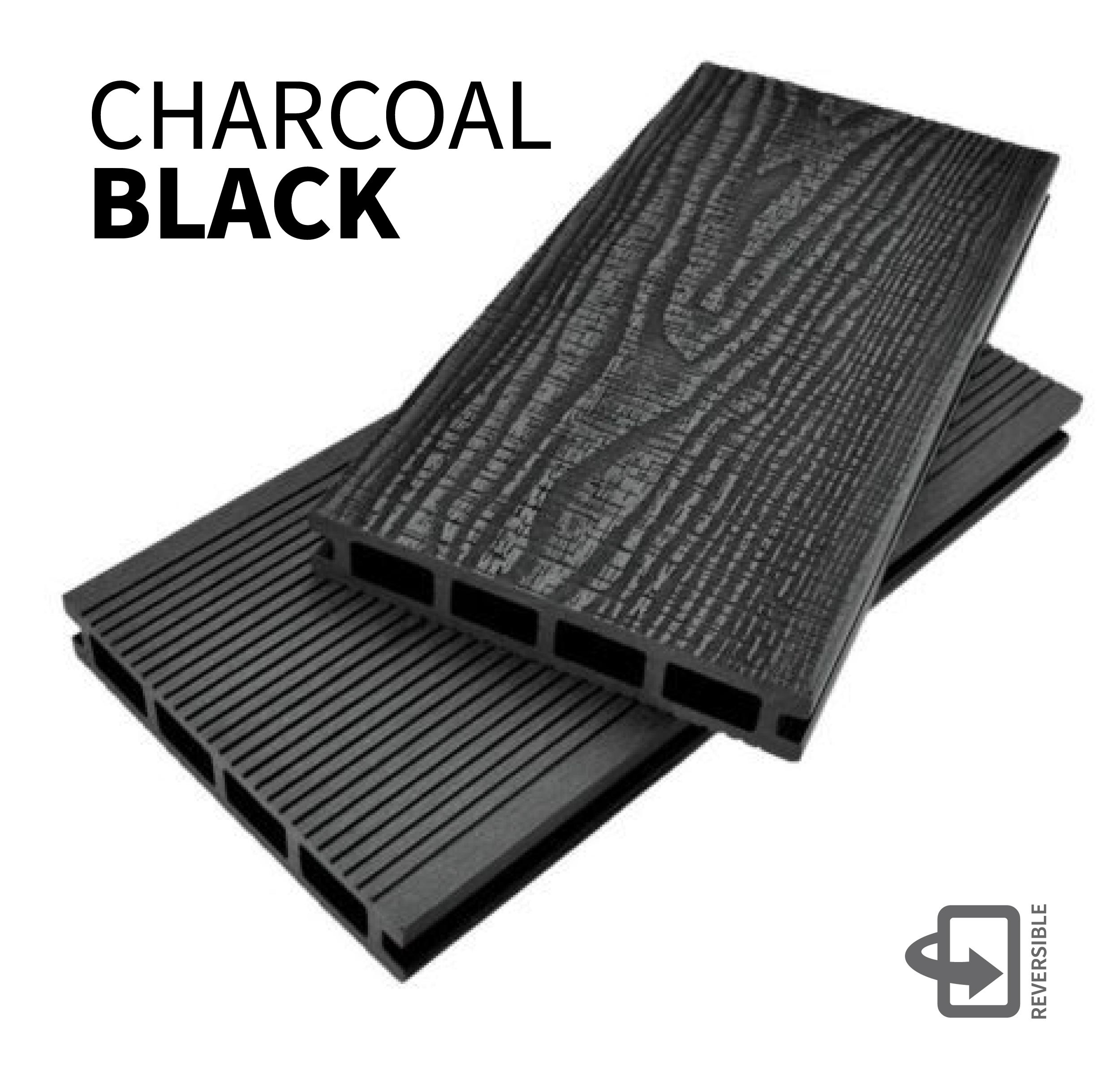 CHARCOAL BLACK
